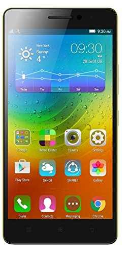 Lenovo K3 Note Music (Lenovo K50A40) 16GB Yellow Mobile