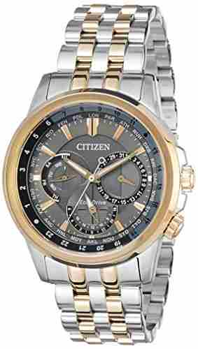 Citizen Eco-Drive BU2026-65H Analog Watch (BU2026-65H)