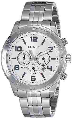 Citizen AN8130-53A Quartz Analog Watch (AN8130-53A)