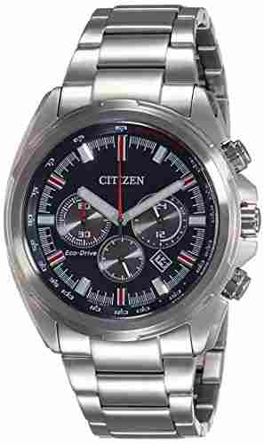 Citizen CA4220-55L Chronograph Blue Dial Men's Watch (CA4220-55L)