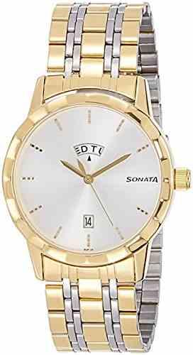 Sonata 7113BM01 Analog Watch (7113BM01)
