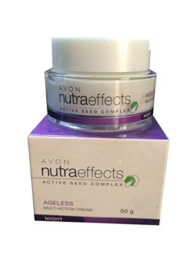 Avon Nutra Effects Ageless Multi Action Cream Night 50gm