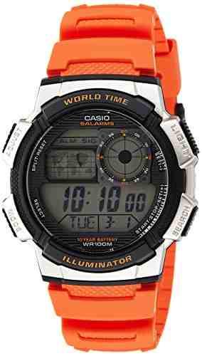 Casio Youth D121 Digital Watch (D121)