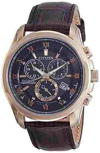 Citizen BL5542-07E Analog Black Dial Men's Watch (BL5542-07E)