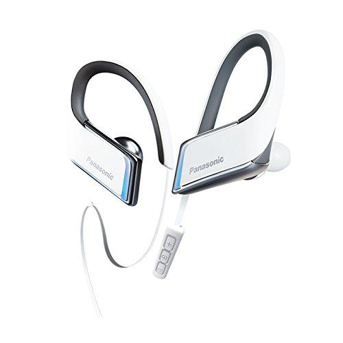 Panasonic RP-BTS50-K In The Ear Headphone, White