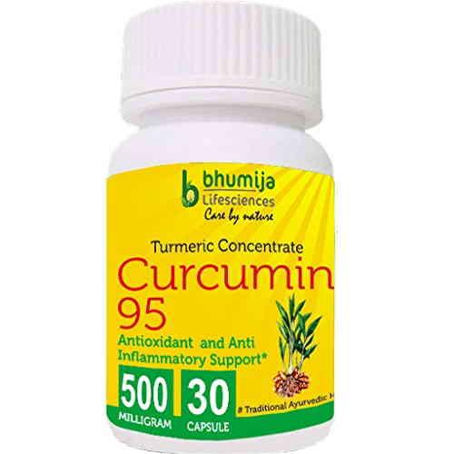 Bhumija Lifesciences Curcumin 95 Supplements (30 Capsules)