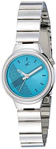 Fastrack 6149SM01 Analog Blue Dial Women's Watch (6149SM01)