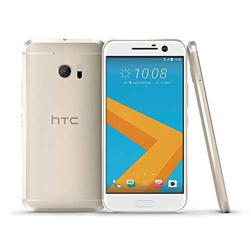 HTC 10 (HTC m10h 2ps6200) 32GB Gold Mobile