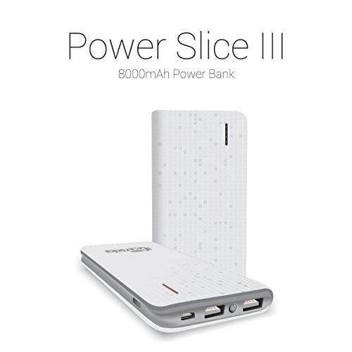 Portronics POR-572 8000mAh Power Slice III Power Bank