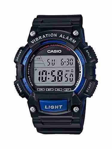 Casio Youth W-736H-2AVDF (I103) Digital Black Dial Men's Watch (W-736H-2AVDF (I103))