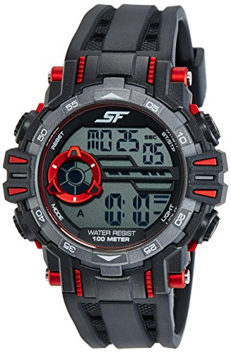 Sonata NK77069PP01 SF Digital Men's Watch (NK77069PP01 SF)