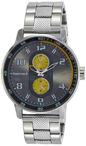 Fastrack 3159SM02 Analog Watch (3159SM02)