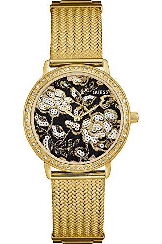 Guess W0822L2 Black & White Dial Analog Women's Watch (W0822L2)
