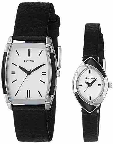 Sonata 70808069SL01 Analog Watch (70808069SL01)