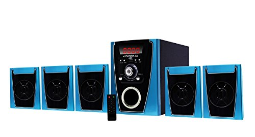 Krisons (Polo) 5.1 Bluetooth Multimedia Digital Display Speaker Systeam