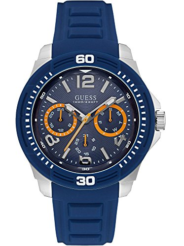 Guess W0967G2 Blue Dial Analog Men's Watch (W0967G2)