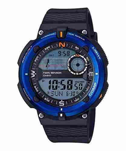 Casio Outdoor SGW-600H-2ADR (D139) Digital Black Dial Men's Watch (SGW-600H-2ADR (D139))