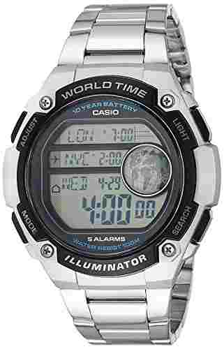 Casio Youth AE-3000WD-1AVDF (D137) Digital Black Dial Men's Watch (AE-3000WD-1AVDF (D137))