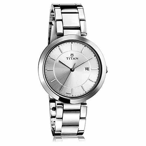 Titan 2480SM07 Analog Watch (2480SM07)