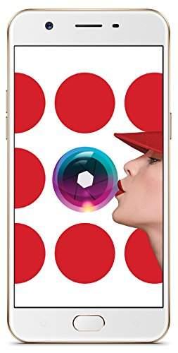 Oppo A57 (Oppo CPH1701) 32GB Gold Mobile