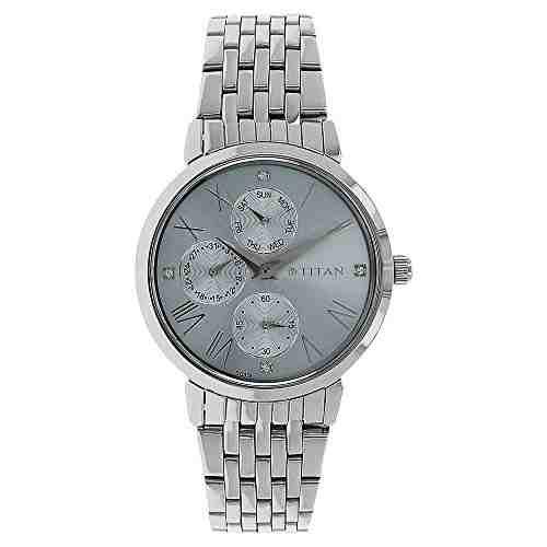 Titan 2569SM02 Analog Watch (2569SM02)