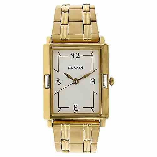 Sonata 7110YM01 Analog Watch (7110YM01)