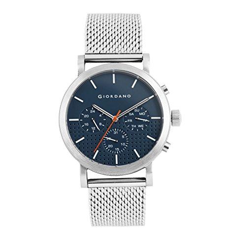 Giordano 1826-22 Blue Dial Analog Men's Watch (1826-22)
