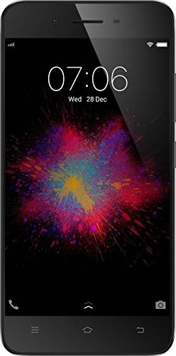 Vivo Y53 (Vivo 1606) 16GB Matte Black Mobile