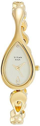Titan Raga NF2400YM02 Analog Watch (NF2400YM02)