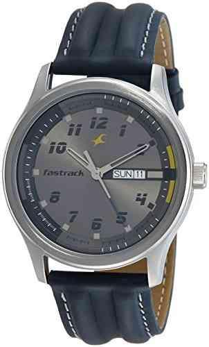 Fastrack NG3001SL02 Wrist Watch (NG3001SL02)