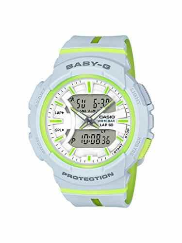 Casio Baby-G BGA-240L-7ADR (B198) Analog Digital White Dial Women's Watch (BGA-240L-7ADR (B198))