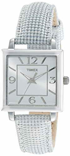 Timex T2P378 Analog Silver Dial Women's Watch