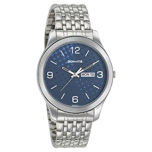Sonata 77063SM06 NXT Analog Men's Watch (77063SM06 NXT)