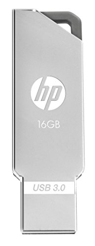 HP X740W 16 GB USB 3.0 Flash Drive Silver