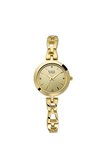 Titan 2540YM06 Analog Multi Contemporary Women's Watch (2540YM06)