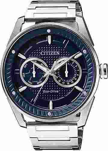 Citizen BU4021-84L Chronograph Blue Dial Men's Watch (BU4021-84L)