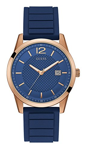 Guess W0991G4 Blue Dial Analog Men's Watch (W0991G4)