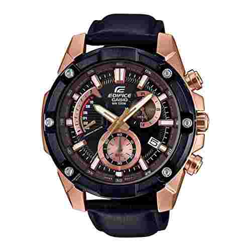 Casio Edifice EX393 (EFR-559BGL-1AVUDF) Analog Multi Colour Dial Men's Watch (EX393 (EFR-559BGL-1AVUDF))