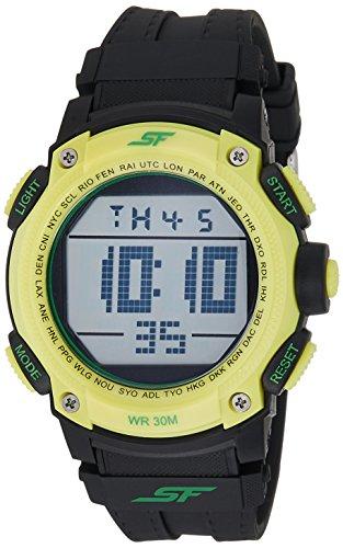 Sonata 77073PP05 Grey Dial Digital Men's Watch (77073PP05)