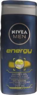 Nivea Energy Shower Gel for Men(250 ml)