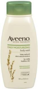Aveeno Daily Moisturizing Baby Body Wash, 532Ml