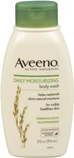 Aveeno Daily Moisturizing Baby Body Wash, 354 ml