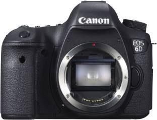 Canon EOS 6D (Body Only) DSLR