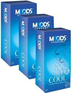 Moods Cool Condoms (36 Condoms)
