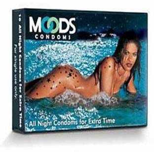 Moods All Night Condoms (10 Condoms)