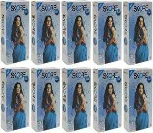 Skore Cool Condoms (100 Condoms)