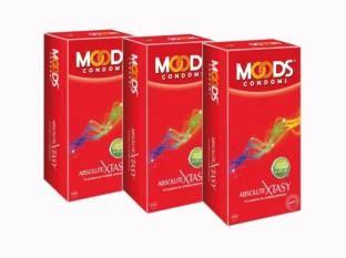 Moods Absolute Xtacy Condoms (36 Condoms)