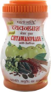 Patanjali Special Chyawanprash with Saffron, 1 KG