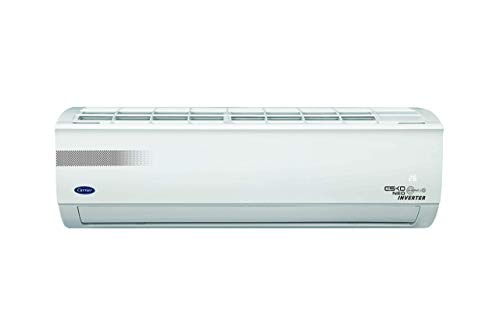 Carrier 1.5 Ton 5 Star Inverter Split AC (Copper, PM 2.5 Filter, 2020 Model, CAI18EK5R30F0 ESKO NEO-i HYBRIDJET INVERTER R32)