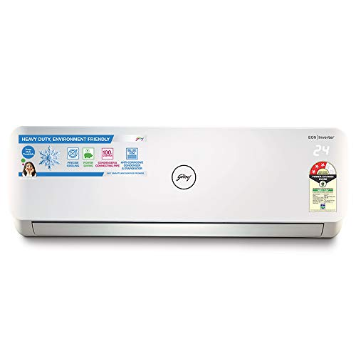 Godrej 1.5 Ton 3 Star Split AC (Copper GSC 18NTC3-WTA)